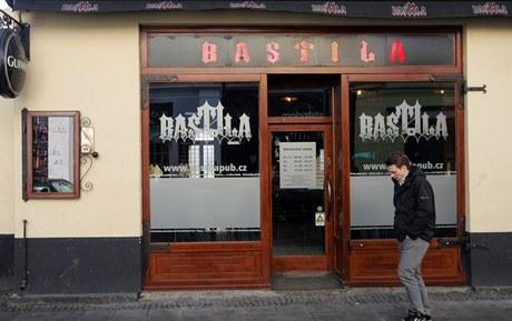 Klub Bastila už ve Stodolní ulici funguje déle než deset let.