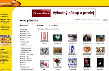 Přáníčka.net