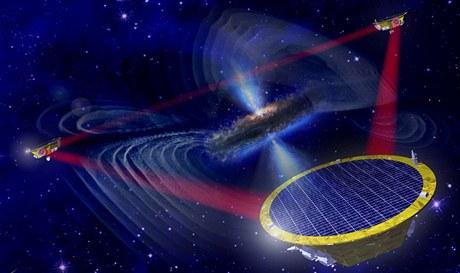 Detekor gravitačních vln LISA
