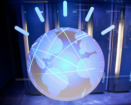 IBM prezentuje superpo��ta� Watson v r�mci sv� kampan� Chyt�ej�� planeta
