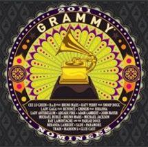 2011 Grammy Nominees (obal alba)