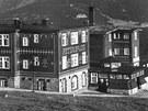 Historie Petrovy boudy sahá 200 let zpátky, takto vypadala v roce 1929