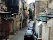 Palermo, obyčejná ulička