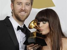 Grammy za rok 2010 - Lady Antebellum (Los Angeles, 13. února 2011)