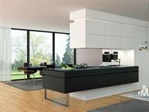 Spojení kuchyně s obývákem změnilo vzhled nábytku