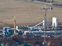 Gigantick� stavba na K�ivokl�tsku