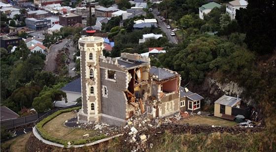Následky zemětřesení na Novém Zélandu (23. února 2011)