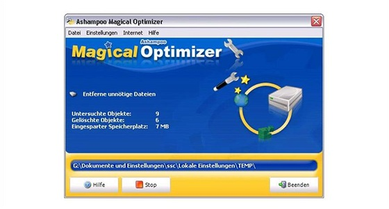 Ashampoo Magical Optimizer