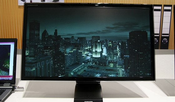 Bezdrátová stanice Samsung pro propojení notebooku s monitorem a dalším příslušenstvím