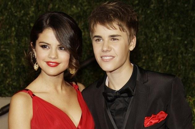 Justin Bieber a Selena Gomezová