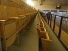 Sportovní hala v Českých Budějovicích.