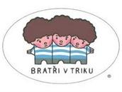 Logo Brat�i v triku
