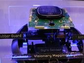 Robotický vysavač s kamerou
