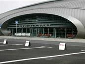 Letiště v Karlových Varech.