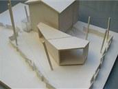 Model Domu H od slovinského architektonického studia Bevk Perović