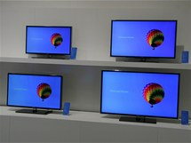 Nové televize Samsung