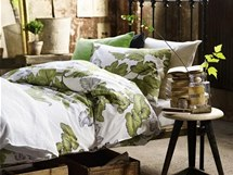 """Pro """"přírodní"""" styl jsou charakteristické béžové a krémové barvy, přírodní odstíny zelené a etno vzory."""