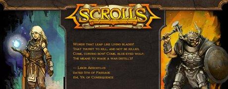 Scrolls: nová hra od autorů Minecraft