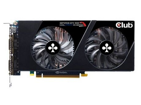 GeForce GTX 560Ti CoolStream