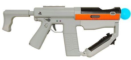 SharpShooter: periferie pro pohybový ovladač PlayStation Move