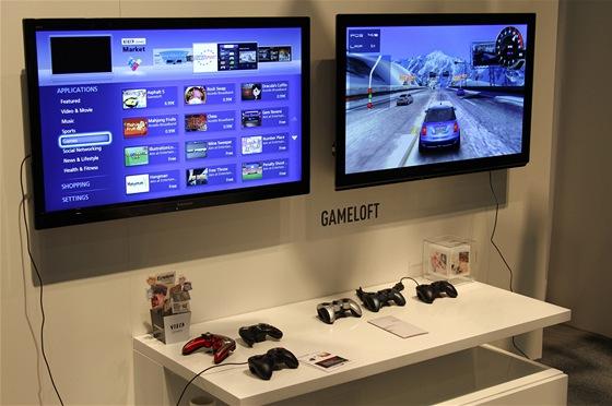 Panasonic bude prodávat hry i ovladače pro ně.