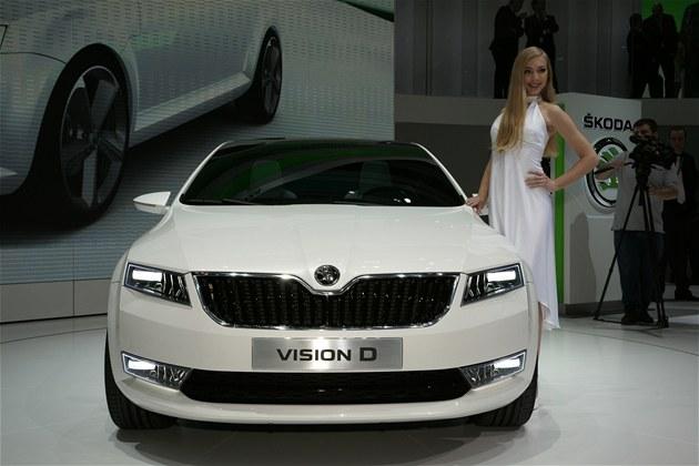 Škoda Vision D