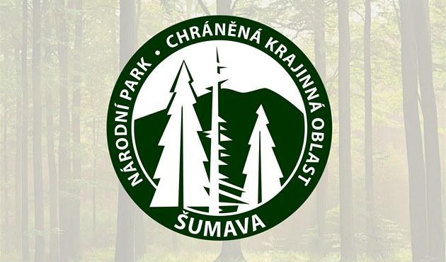 Logo Národního parku a CHKO Šumava.