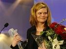 Český lev za rok 2010 - Zuzana Bydžovská (Praha, 5. března 2011)