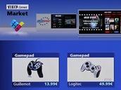 Ve Viera Connect Marketu budou nejprve dostupné pouze aplikace a hry zdarma. Na podzim přibudou i placené programy a doplňky.