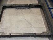 Zadní rám kabinového modulu