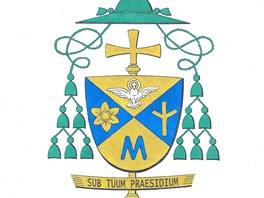 Znak královéhradeckého biskupa Jana Vokála