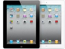 Přední část iPad 2