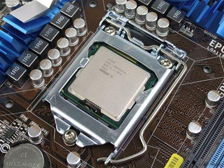 Intel Pentium Sandy Bridge