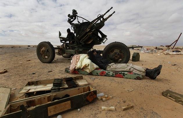 Události v Libyi ukazují na špinavost mezinárodní politiky