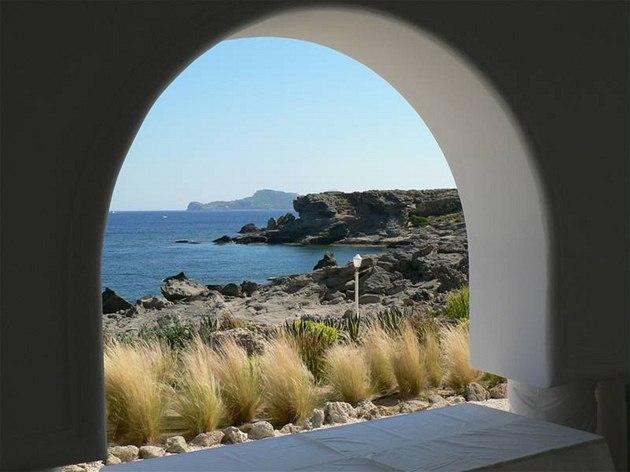 �ecko, ostrov Rhodos, lázn� Kalithea