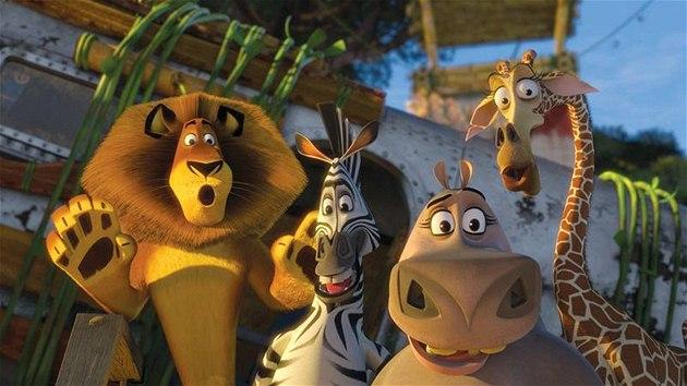 Re: Madagaskar 2: Útěk do Afriky / Escape 2 Africa (2008)