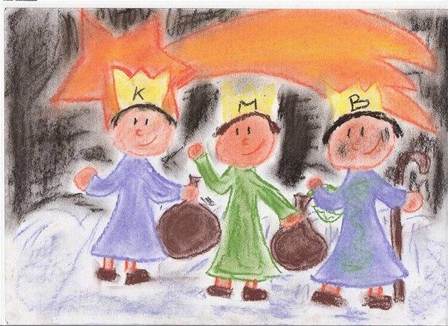 Tři králové a hvězda Betlémská - 19