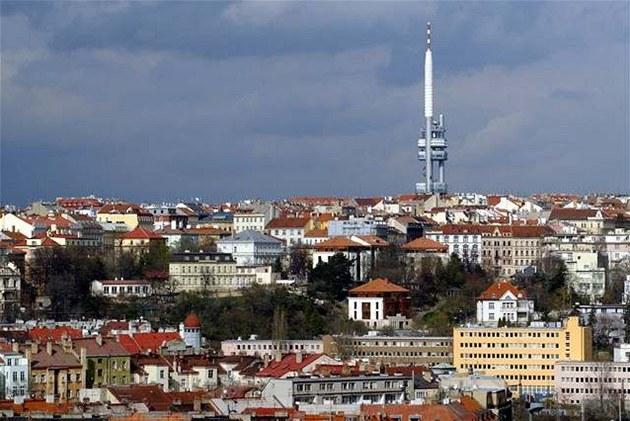 Praha - �i�kovský vysíla�