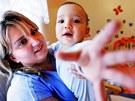 Chci mámu! - Dětský domov pro děti do tří let v Karlových Varech