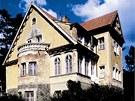 Rondokubistická vila v Hodkovičkách