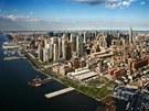 Největší nezastavěnou plochu Manhattanu pokryjí domy projektu Hudson Yards.