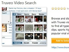Truveo Video Search