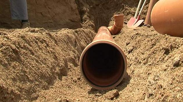 Kanalizační potrubí