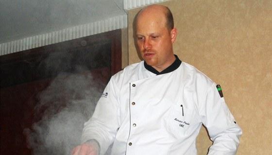 Kuchař roku Roman Paulus