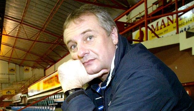Petr Husi�ka, generální mana�er Vítkovic