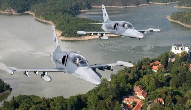 Lehké bitevníky L-159 �eského letectva