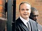 Radovan Krejčíř u jihoafrického soudu v Kempton Parku.