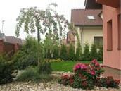 Zákoutí v zahradě Gavlasových by jednou mohla vypadat podobně.