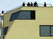 Prohlídka rezidence Triplex v Karlových Varech.