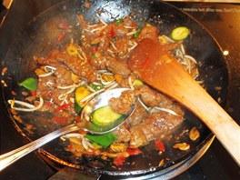 Pikantní thajská směs